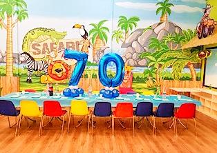 Safariking feste di compleanno per tutti