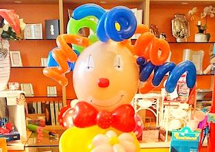 Safariking sculture di palloncini