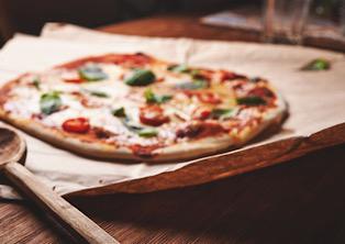 Safariking la pizza per il tuo compleanno