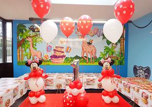 Safari King feste di compleanno per bambini